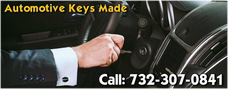 Car Key Replacement Toms River NJ
